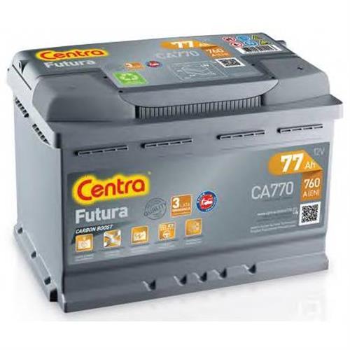 Аккумуляторы CENTRA CA770