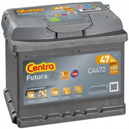 Аккумуляторы CENTRA CA472