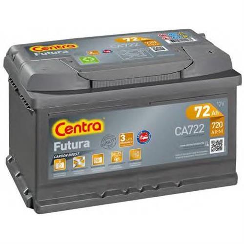 Аккумуляторы CENTRA CA722