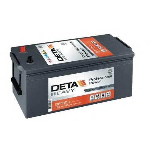 Аккумуляторы DETA DF1853