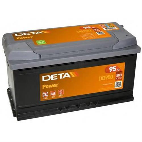 Аккумуляторы DETA DB950