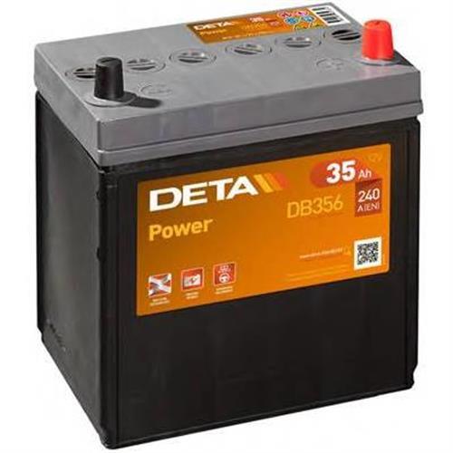 Аккумуляторы DETA DB356