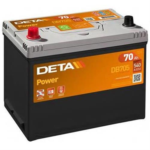 Аккумуляторы DETA DB705