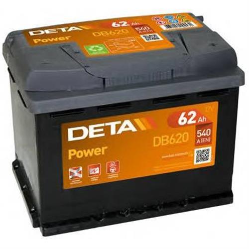 Аккумуляторы DETA DB620