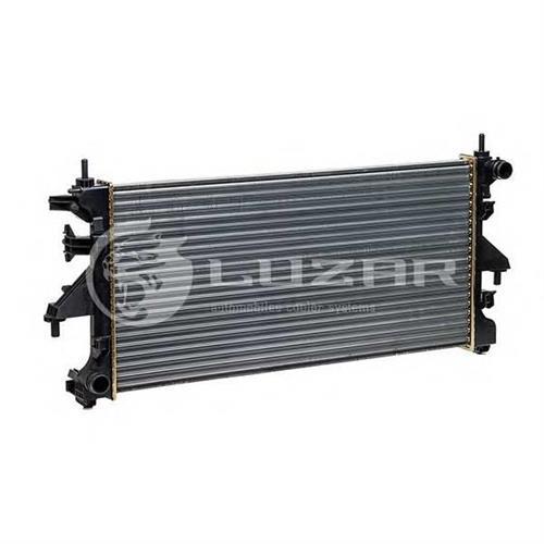 Радиатор охлаждения Fiat Ducato (06-) LUZAR LRC1680