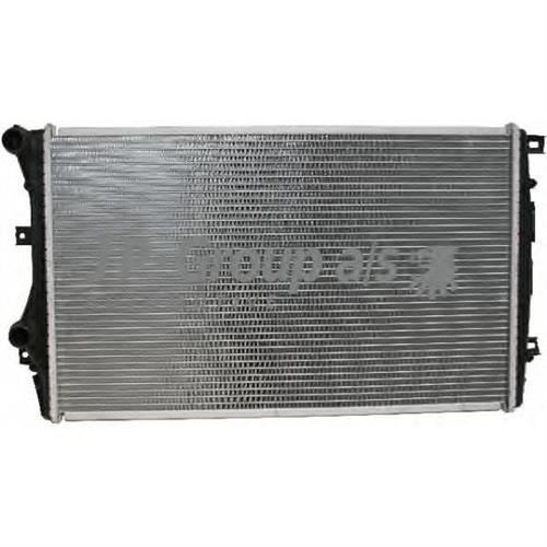 Радиатор системы охлаждения VW Golf V/Touran/Jetta 1.4TSi/1.9TDi 03 JP GROUP 1114206100