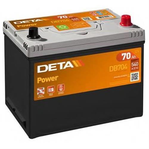 Аккумуляторы DETA DB704