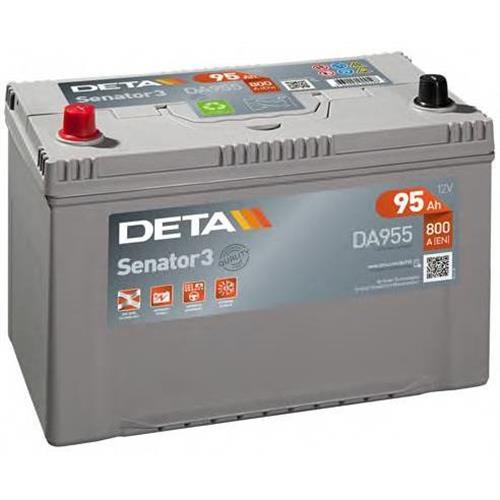 Аккумуляторы DETA DA955