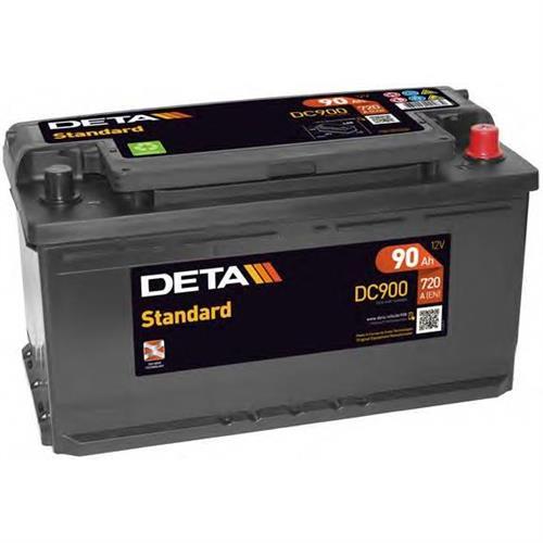 Аккумуляторы DETA DC900