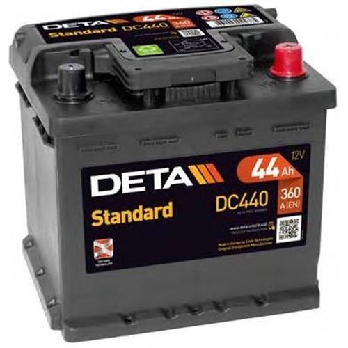 Аккумуляторы DETA DC440