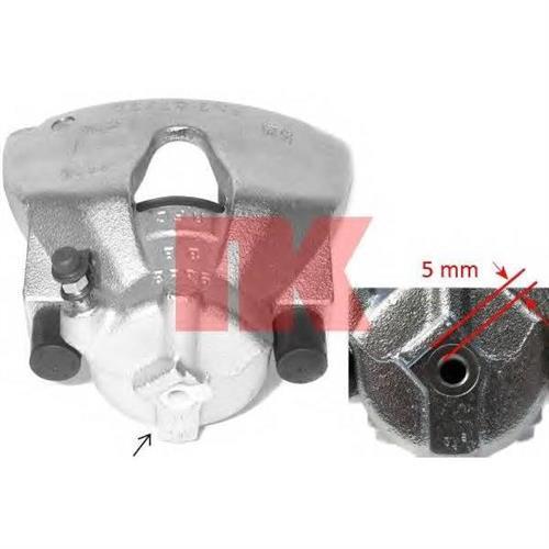 Суппорт тормозной NK 2136209