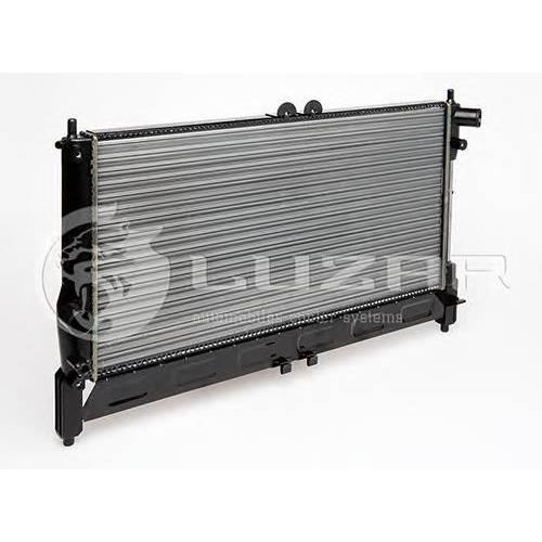 Радиатор охлаждения сборн. Chevrolet Lanos (02-) A/C LUZAR LRC0561