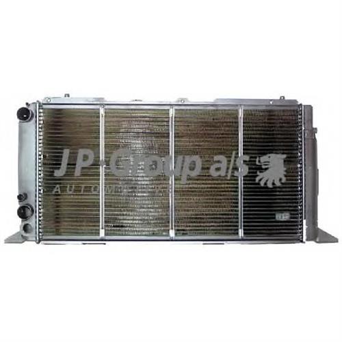 Радиатор, охлаждение двигател JP GROUP 1114202800