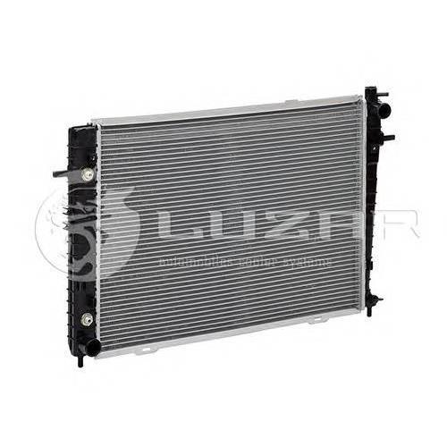 Радиатор охлаждения Hyundai Tucson/Kia Sportage (04-) CRDi LUZAR LRCKIST04350