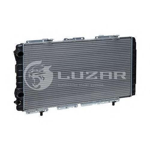 Радиатор охлаждения Fiat Ducato (94-) LUZAR LRC1650