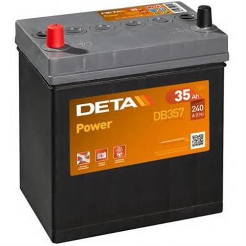 Аккумуляторы DETA DB357