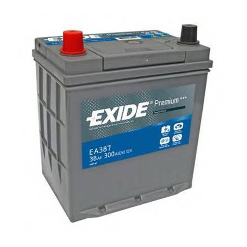 Аккумуляторы EXIDE EA387