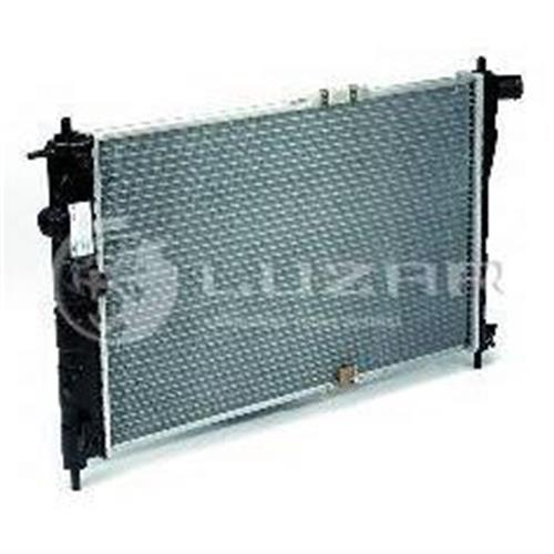 Радиатор охлаждения Daewoo Nexia (94-) универс. LUZAR LRCDWNX94147