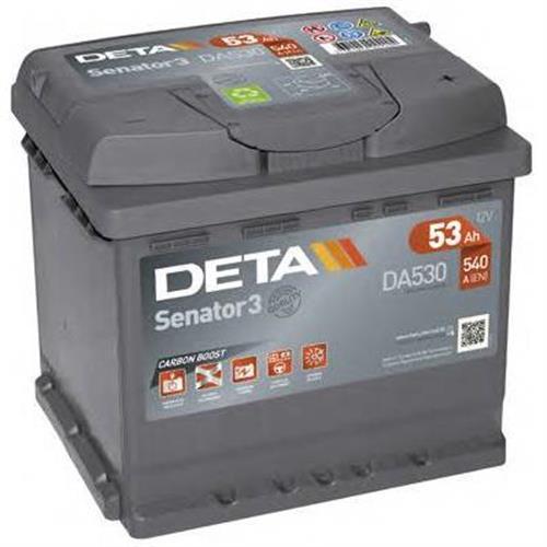Аккумуляторы DETA DA530