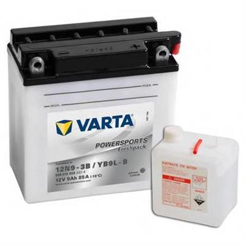 Аккумуляторы VARTA 509015008A514