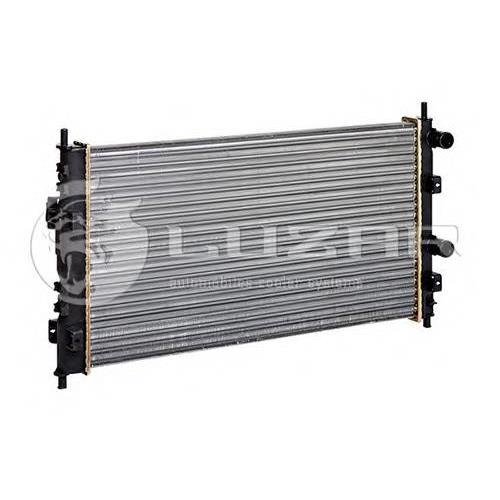 Радиатор охлаждения Chrysler Sebring/Dodge Stratus (01-) LUZAR LRC0346