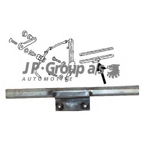 Плавающая колодка стеклоподъёмник JP GROUP 8188100706