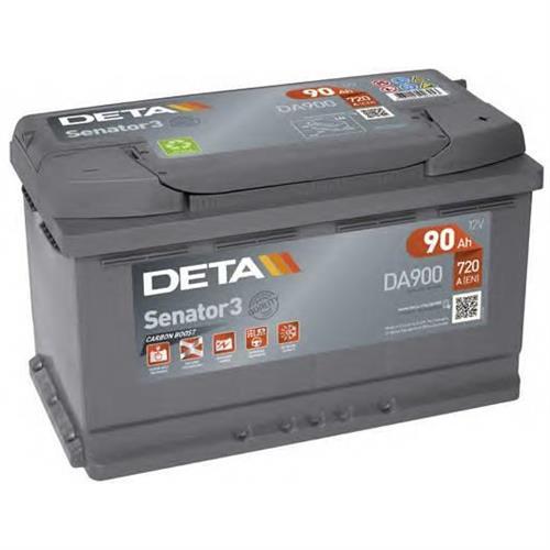 Аккумуляторы DETA DA900