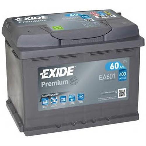 Аккумуляторы EXIDE EA601
