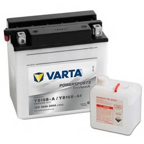 Аккумуляторы VARTA 516015016A514
