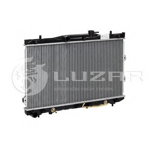 Радиатор охлаждения Kia Cerato (04-) AT LUZAR LRCKICE04210