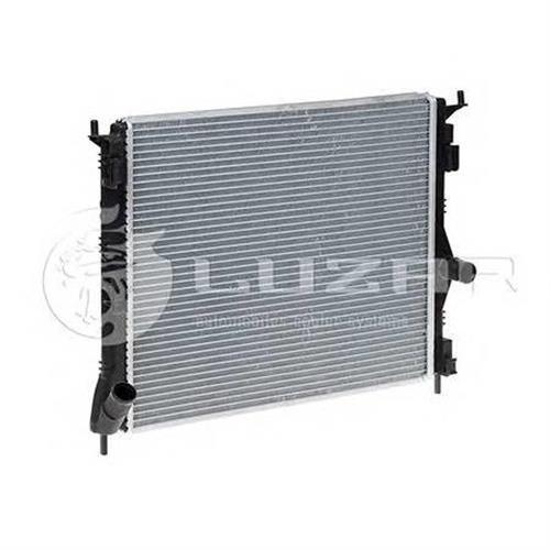 Радиатор охлаждения Renault Logan (08-) LUZAR LRC0938