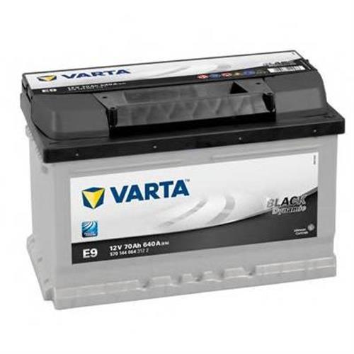 Аккумуляторы VARTA 5701440643122