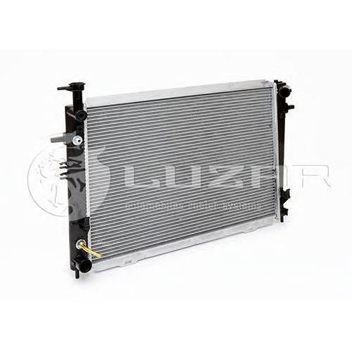 Радиатор охлаждения Hyundai Tucson/Kia Sportage (04-) LUZAR LRCKIST04380