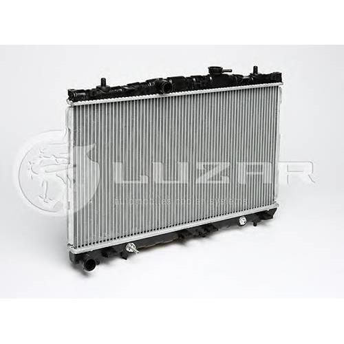 Радиатор охлаждения Hyundai Elantra (00-) АТ LUZAR LRCHUEL00210