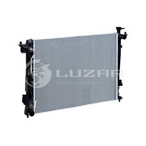 Радиатор охлаждения Kia Sportage III/Hyundai iX35 (10-) G AT LUZAR LRC081Y5