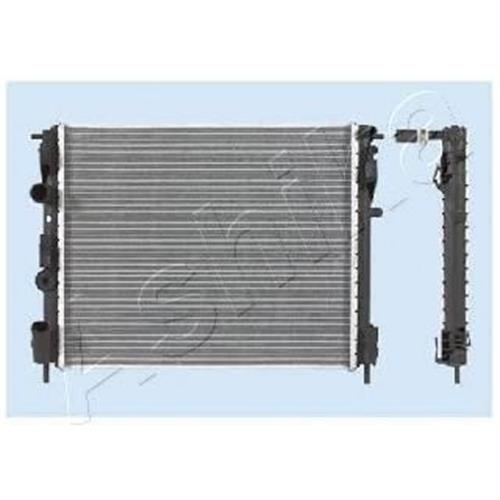 Радиатор двигателя CLIO II ASHIKA RDA093072