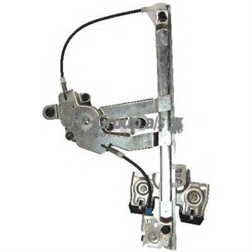 Стеклоподъёмник задний левый без мотора Skoda Octavia 1.4-2.0i/1.9TDi 96 JP GROUP 1188101470