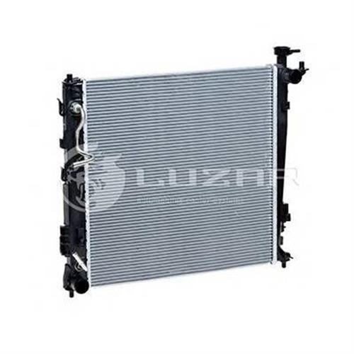 Радиатор охлаждения Kia Sportage III/Hyundai iX35 (10-) D AT LUZAR LRC081Y0