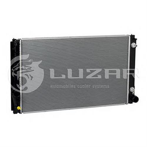 Радиатор охлаждения TOYOTA RAV 4 (06-) 2.4i LUZAR LRC19120
