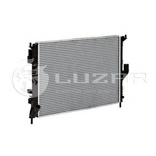 Радиатор охлаждения Renault Logan (08-) A/C LUZAR LRCRELO08139