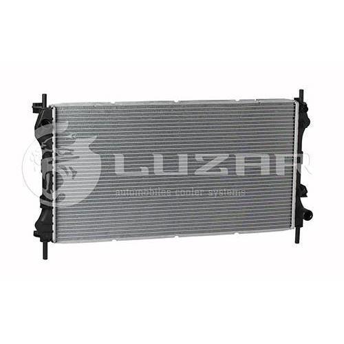 Радиатор охлаждения FORD Transit (00-) LUZAR LRC10BD