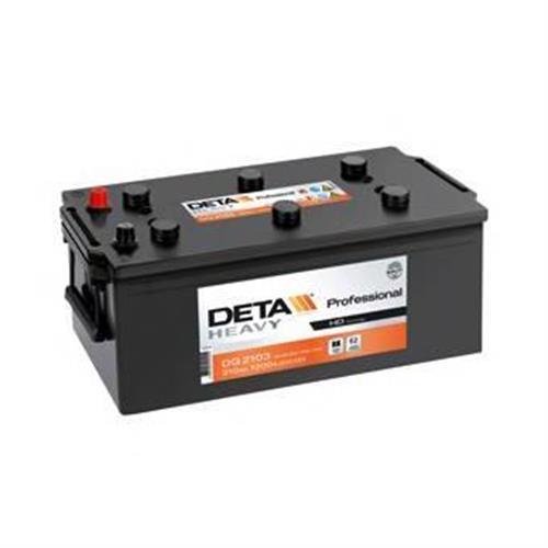 Аккумуляторы DETA DG2153