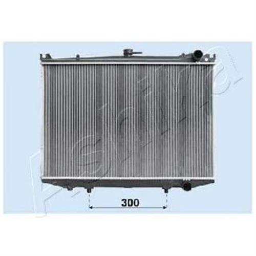 Радиатор двигателя NISSAN TERRANO I ASHIKA RDA213047