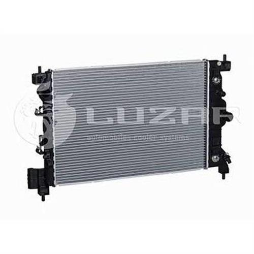 Радиатор охлаждения Chevrolet Aveo T300 (11-) AT LUZAR LRC05196