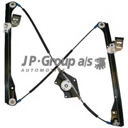 [3B1837461462] механизм стеклоподъемн.электр.пер.пр.(без мотора) VW Passat 97-05 JP GROUP 1188101880