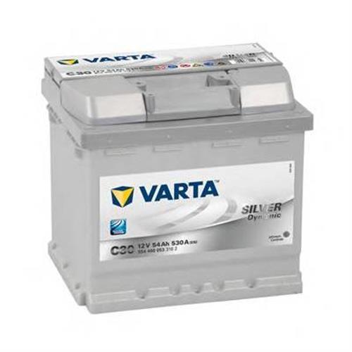 Аккумуляторы VARTA 5544000533162