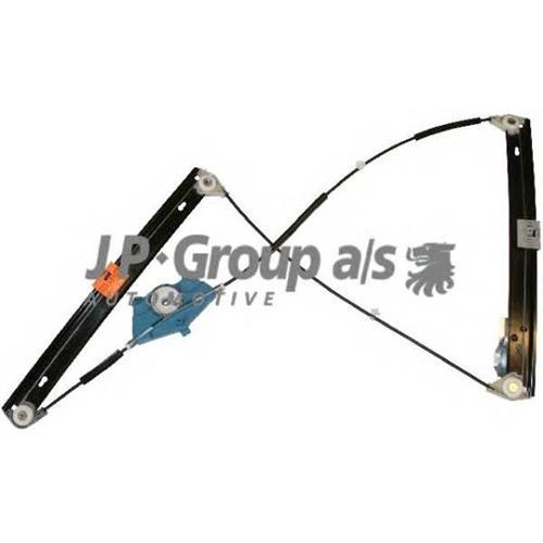 Стеклоподъемник пер. левый Audi A4 1.6-4.2 00-04 JP GROUP 1188103070