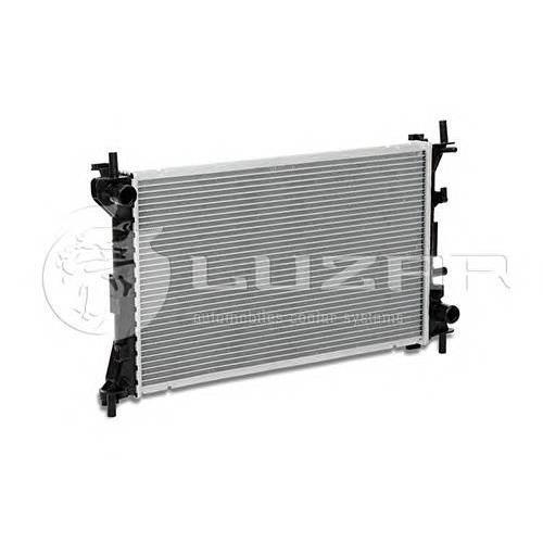Радиатор охлаждения FORD Focus I (98-05) A/C LUZAR LRCFDFS98111