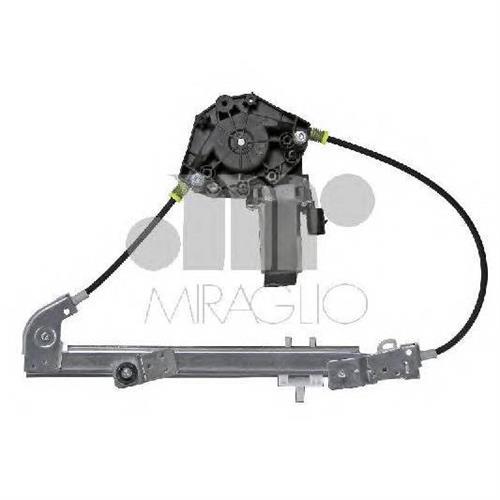 Стеклоподъемник зад прав электр AR 156 MIRAGLIO 30/953