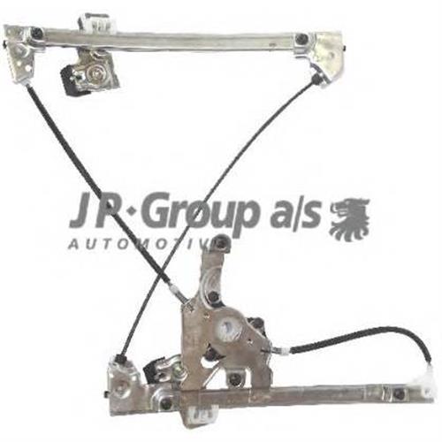 Стеклоподъемник электр пер. правый Skoda Octavia 96 JP GROUP 1188101380